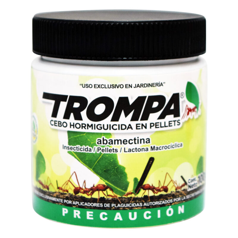 Trompa, insecticida biodegradable